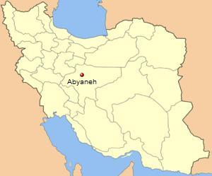 abyaneh-Map1