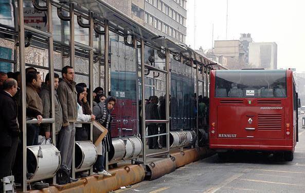 Tehran-Bus-Rapid-Transit-BRT