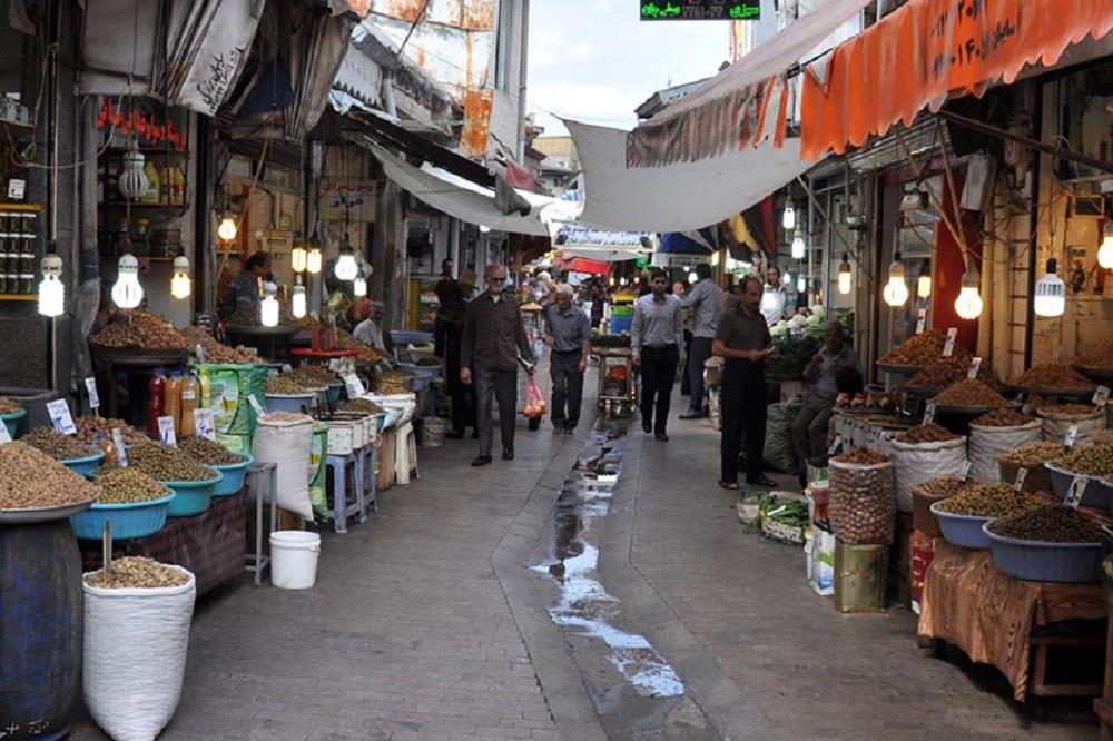 イラン北部・カスピ海沿岸地域周...