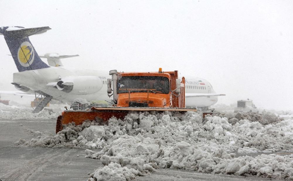 イラン各地からの雪だより